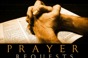 Prayer Requests Module Now Ready for Use